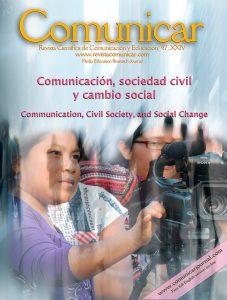 Portada de la edición número 47 de la revista Comunicar